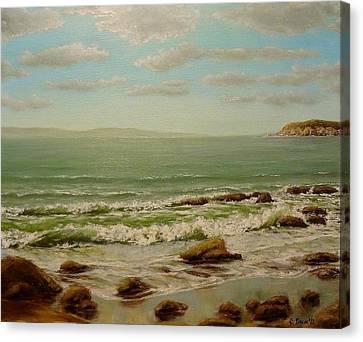 Canvas Print - Hello Sea by Svetla Dimitrova