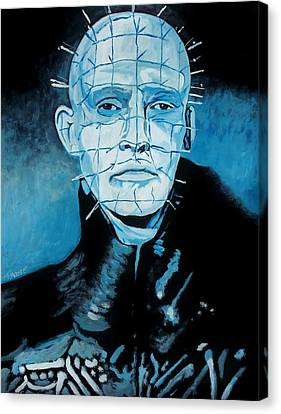 Hellraiser Canvas Print by Jeremy Moore