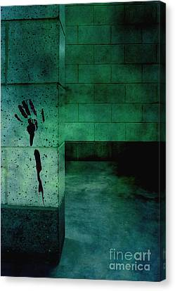 Help Canvas Print by Margie Hurwich