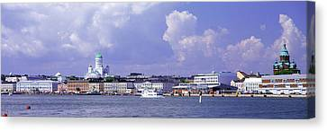 Helsinki, Finland Canvas Print by Panoramic Images