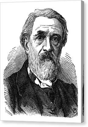 Henri De Ruolz Canvas Print
