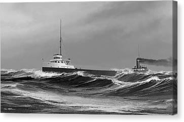 Henry B. Smith Canvas Print by Captain Bud Robinson