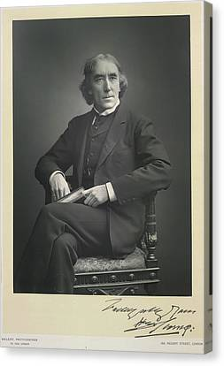 Henry Irving Canvas Print by British Library