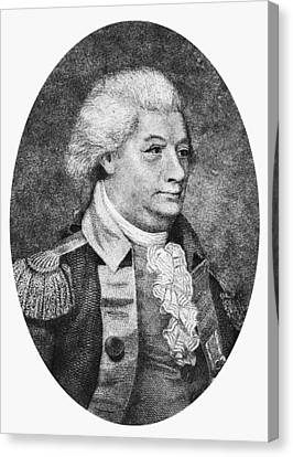 Henry Knox (1750-1806) Canvas Print by Granger