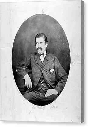 Henry Robert Winship Canvas Print