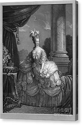 Her Majesty 1828 Canvas Print by Padre Art