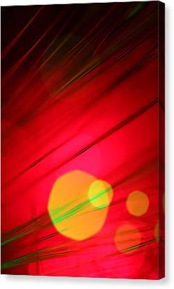 Here Comes The Sun Canvas Print by Dazzle Zazz