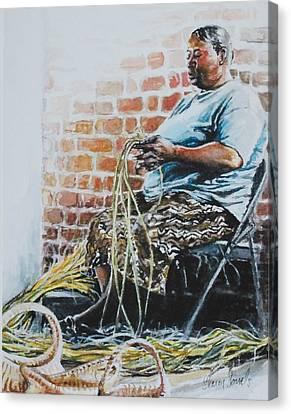 Heritage Canvas Print by Sharon Sorrels