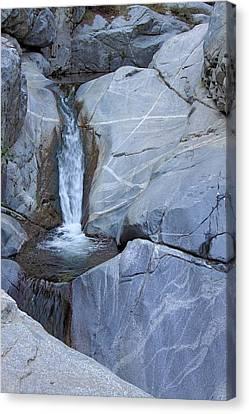 Hermit Falls Canvas Print by Viktor Savchenko