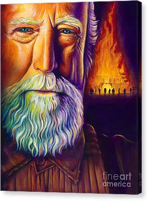 Hershel Canvas Print by Scott Spillman