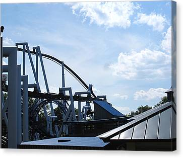 Hershey Park - 121248 Canvas Print by DC Photographer