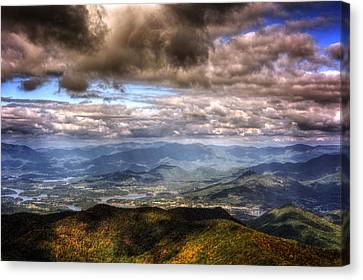 Hiawassee Georgia Canvas Print