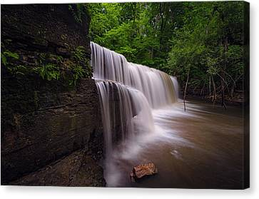 Hidden Falls Nerstrand Mn Canvas Print