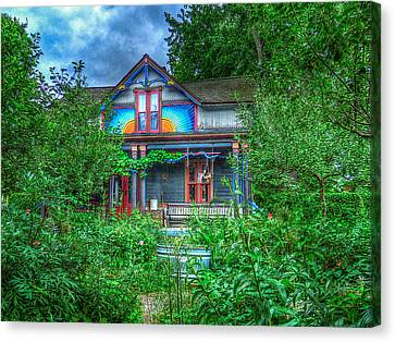 Hidden Gems Of Ann Arbor #12 Canvas Print