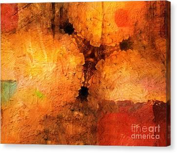 Hidden Power Canvas Print by Lutz Baar
