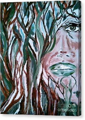 Hidden Secrets Canvas Print