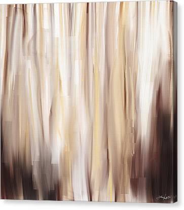 Hidden Shadows Canvas Print by Lourry Legarde