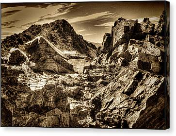 High Country Canvas Print