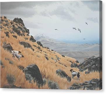 High Desert Dreams Canvas Print