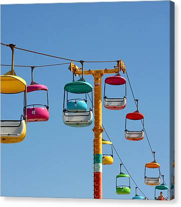 High Flying Canvas Print by Art Block Collections