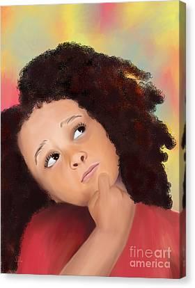 High Hopes Canvas Print by Sydne Archambault