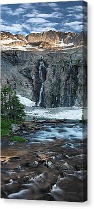 High Mountain Beauty Canvas Print