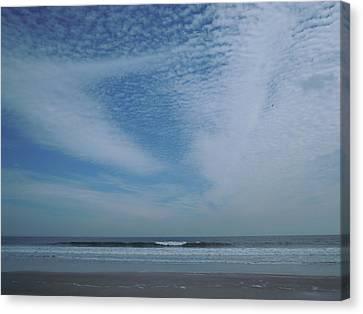 High Sky Canvas Print