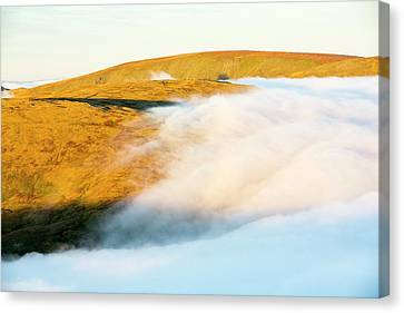 High Street From Red Screes Canvas Print by Ashley Cooper