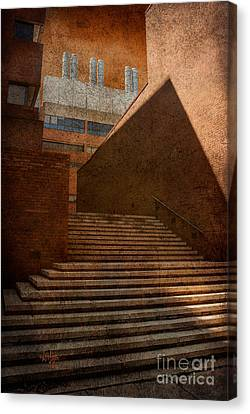 Higher Learning Canvas Print by Lois Bryan