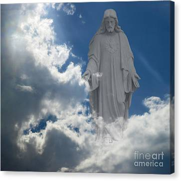 Higher Power Canvas Print