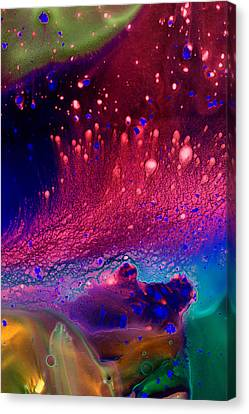 Higher Thoughts Canvas Print