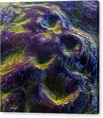 Hills Canvas Print by Gunnar Orn Arnason