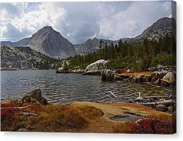 Hilton Creek Lakes By Frank Lee Hawkins Canvas Print