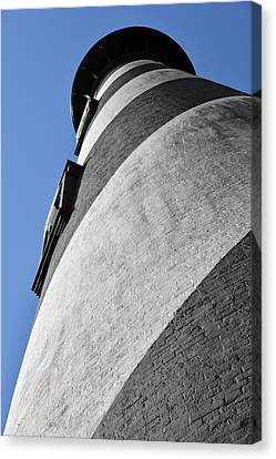 Historic St Augustine Lighthouse Canvas Print by Christine Till