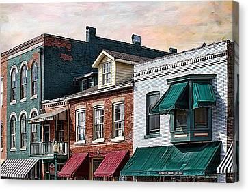 Historic Weston Canvas Print