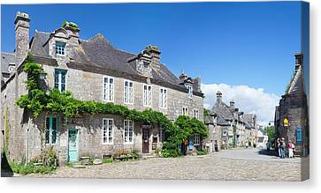 Historical Buildings At The Grand Canvas Print by Panoramic Images