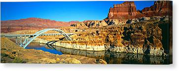 Hite Overlook And Cataract Canyon Canvas Print