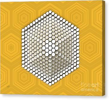 Hive Canvas Print by Bedros Awak