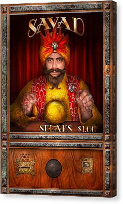 Hobby - Have Your Fortune Told Canvas Print