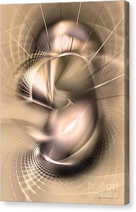 Hoc Omnis Est - Abstract Art Canvas Print