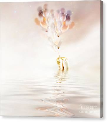 Hold On To Hope Canvas Print by Jacky Gerritsen