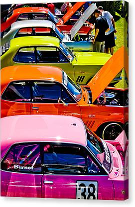 Holden Colors Canvas Print by Phil 'motography' Clark
