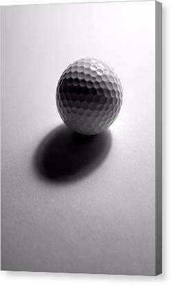 Hole In One Canvas Print by Tom Druin