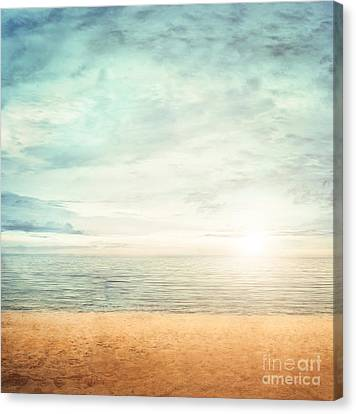 Holiday Concept Canvas Print
