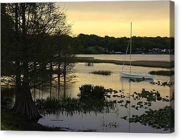 Hollingsworth Sunset Canvas Print
