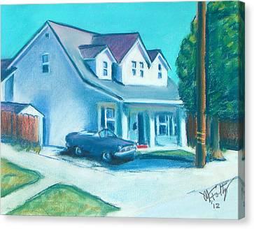 Hollister Home Canvas Print
