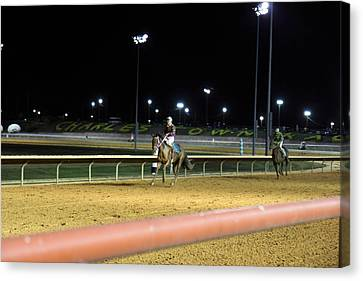 Wv Canvas Print - Hollywood Casino At Charles Town Races - 121222 by DC Photographer