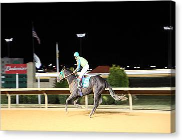 Hollywood Casino At Charles Town Races - 121228 Canvas Print