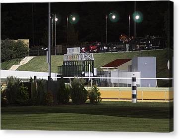Hollywood Casino At Charles Town Races - 121234 Canvas Print by DC Photographer