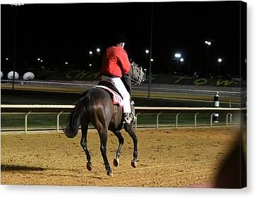 Hollywood Casino At Charles Town Races - 121253 Canvas Print